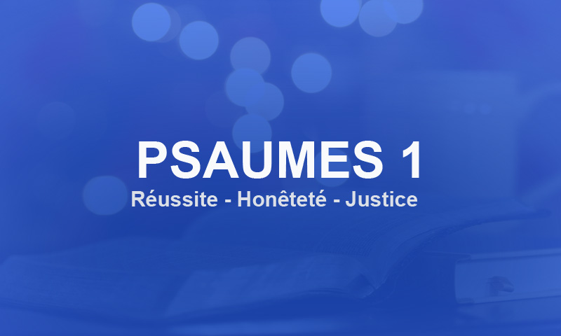 psaumes 1