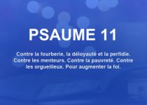 psaume 11