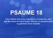 psaume 18