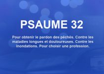 psaume 32