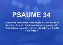 psaume 34