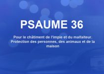 psaume 36